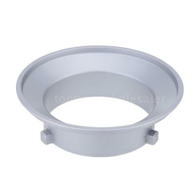 Godox SA-01-BW 144mm Mounting Flange Ring Adapter for Flash Fits for Bowens A9A1