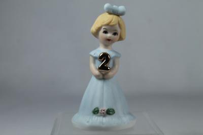 Growing Up Girls- Age 2 Blonde #E-2302 Beautiful New In Box