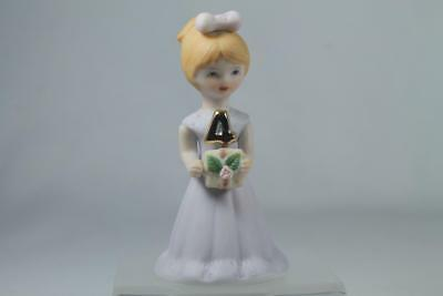 Growing Up Girls - Age 4 Blonde #E-2304 Beautiful New In Box