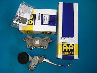 Lockheed Front Adj. Master Cylinder CP3125-2 and Twin Pot Caliper 2696. New(ba,