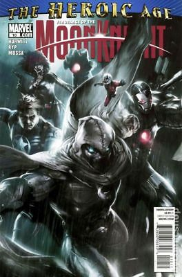 Vengeance of Moon Knight #10A 2010 VG Stock Image Low Grade