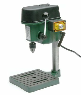 Bench Top Mini Drill Press 5 Speed for Wood or Metal Hobby Table Top FREE SHIP!