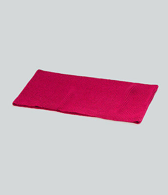 8ffab7e1 NEW AUTHENTIC ZARA Double Layer Knit Snood Infinity Scarf PINK RED 4219/222