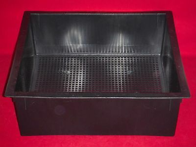 "x2 Anderson Deep Propagation 14"" inch wide x 5"" inch deep flats trays large"