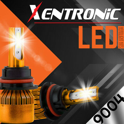XENTRONIC LED HID Headlight Conversion kit H7 6000K for Volvo S70 1998-2000