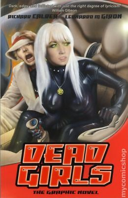 Dead Girls GN (House of Murky Depths) #1-1ST 2015 NM Stock Image