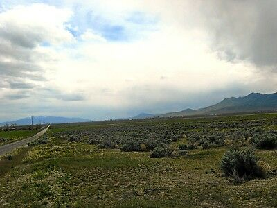 4.77 Acre Nevada Ranch Near Town & Power! Only $295 Down Financed @ 0% Interest!