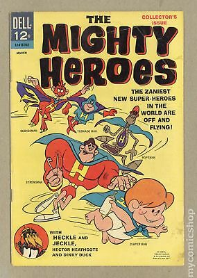 Mighty Heroes (Dell) #1 1967 GD 2.0