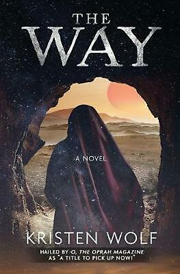 Way: A Girl Who Dared to Rise by Kristen Wolf Paperback Book Free Shipping!