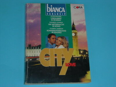 Liebesroman Bianca / Exlusiv / City - 1995 - Band 31