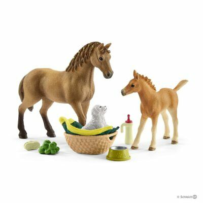 Horse Club Sarahs baby animal care Play Set 42432 Schleich Anywhere a Playground