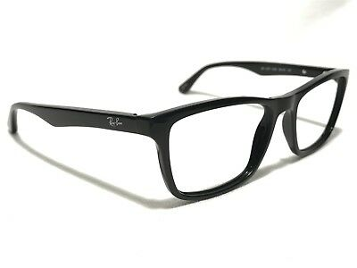 ddcaf787e1565 Authentic Ray Ban RB5279 2000 Unisex Black Rx Hipster Eyeglass Frames 55 18~ 145