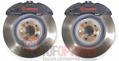 Ford FM Mustang Brembo GT 6 Pot Front Caliper & Disc Kit - NEW VEHICLE TAKE-OFFS