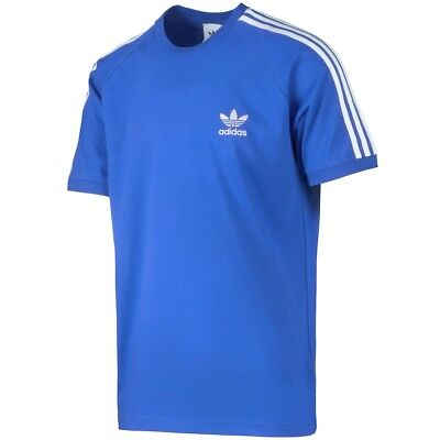 Adidas 3-Stripes Tee Herren Originals T-Shirt Freizeit Short Sleeve Shirt DH5805