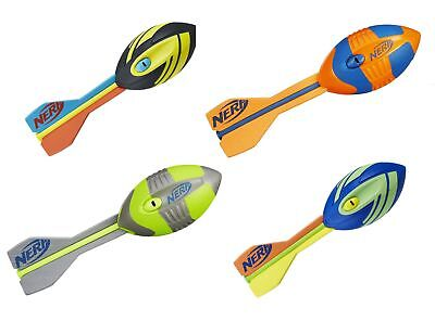 NERF Vortex Aero Howler Whistling Football All Colours Outdoor Games Sports NEW