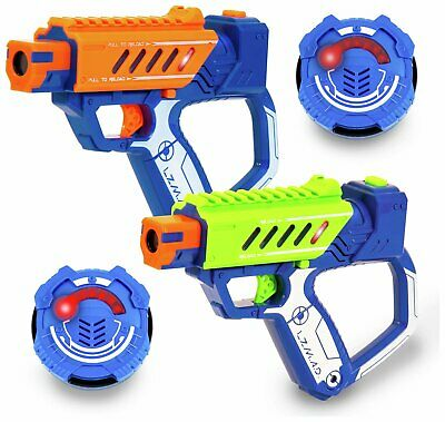 Lazer MAD Twin Pack