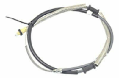 Genuine Qh Brake Cable Left Rear For Fiat Doblo Cargo 1.6 Natural Power