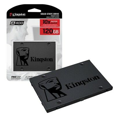 120GB Kingston SSD A400 Solid State Drive (SSD) 2.5 inch SATA 3 120GB
