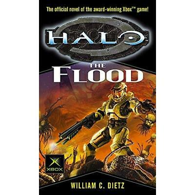 Halo: The Flood (Halo) - Paperback NEW Dietz, William  2005-02-07