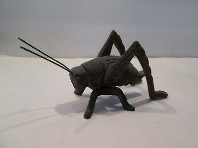 Vintage: Cast Iron/Metal INSECT BUG