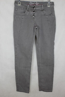TOM TAILOR TAPERED Jeans Hose Pants Damen Relaxed Fit Stretch - EUR ... dfc2f112ec