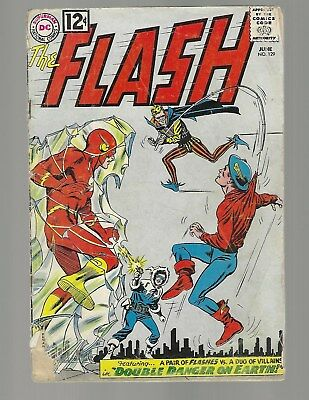 Flash #129 2nd G.A. Flash X Over