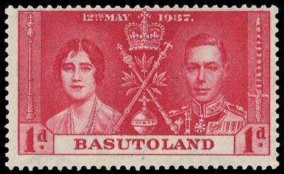 BASUTOLAND 15 (SG15) - King George VI Coronation (pa67695)