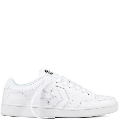 80280f820f9a CONVERSE STAR COURT OX White Leather MENS 159802C NEW - $55.96 ...