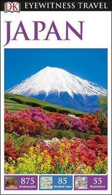 NEW Japan By DK Eyewitness Travel Guide Flexi Bound Book Free Shipping