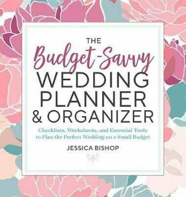 NEW The Budget-Savvy Wedding Planner & Organizer Diary (Engagement Calendar)