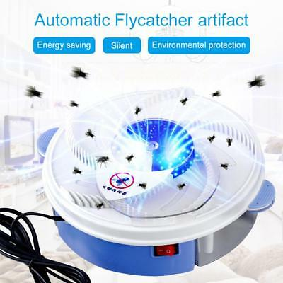 USB/AC220V Anti Mosquito Electric Flycatcher Fly Pest Trap Zapper Killer Control
