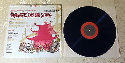 "Rodgers & Hammerstein (Lp) ""flower Drum Song"" [Stereo  / Os 2009 ""musical""]"