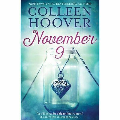 November 9 by Hoover, Colleen