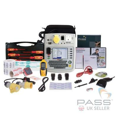 *NEW* Megger PAT420 PAT Tester - PAT Premium Kit with Software and Scanner