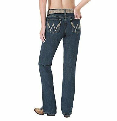 a1b11fdd611 Wrangler Women s Cash Ultimate Riding Sits Below Waist Jean WRC10W 0x36