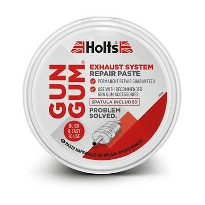 Holts Gun Gum Exhaust Silencer Repair Paste Putty Gum 200G Tub FREE POST