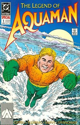 Legend of Aquaman Special (DC) #1 1989 VG Stock Image Low Grade