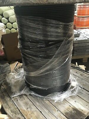 CommScope D-036-LN-8W-F12NS( 36ct. Armored) Fiber Optic Cable(1570')