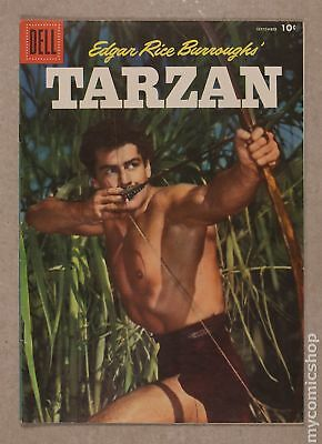Tarzan (Dell/Gold Key) #84 1956 FN 6.0