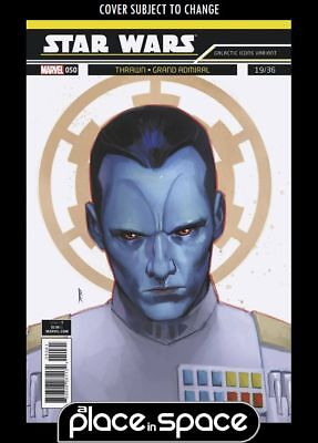 Star Wars, Vol. 2 (Marvel) #50D - Galactic Icon Variant (Wk27)