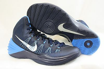NEW Womens NIKE Hyperdunk 2013 TB 599527 400 Navy Blue Basketball Sneakers  Shoes 648ffcd90