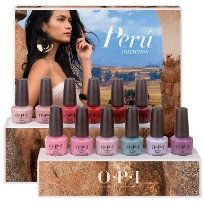 OPI Nail Polish Peru Collection 0.5oz *Choose one color*