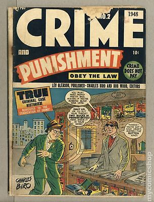 Crime and Punishment #2 1948 FR 1.0