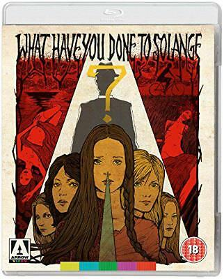 What Have You Done To Solange? [Dual Format Blu-Ray + DVD], DVD | 5027035013664