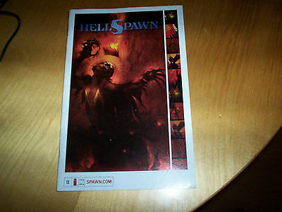 image comic todd mcfarlane HELL SPAWN no 13 2002
