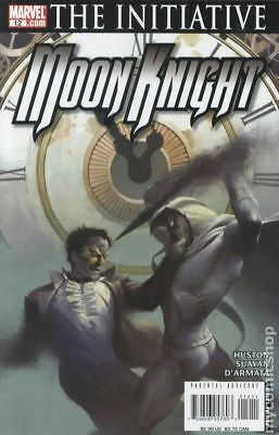 Moon Knight (3rd Series) #12 2007 FN Stock Image
