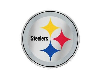 Pittsburgh Steelers Deluxe Badge Auto Emblem Logo Aufkleber NFL Football