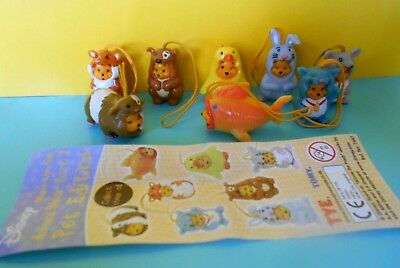 WINNIE THE POOH - PET EDITION -  COMPLETA  Edition Tomy