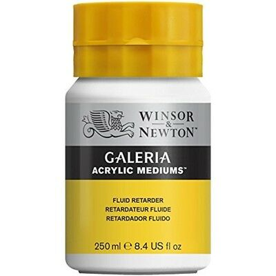 Winsor & Newton Galeria Acrylic Medium Fluid Retarder, 250ml - Retarder