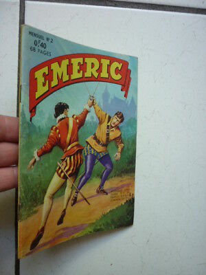 Aredit / Emeric  /  Numeros  2 /   1963